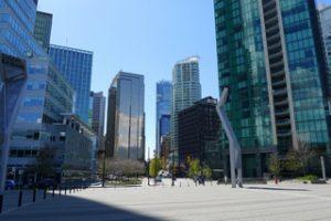 British Columbia City View