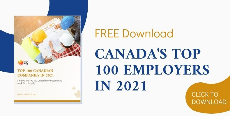 Download the list of Canada's best employers